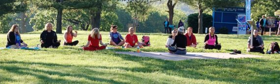 Yoga for Disc Golf Series