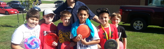 Growing Disc Golf through Youth and Schools