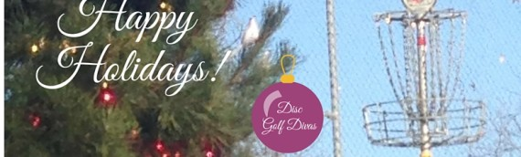 2015 Disc Golf Divas Holiday Party