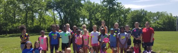 KC Divas at Phoenix Family Girls Camp