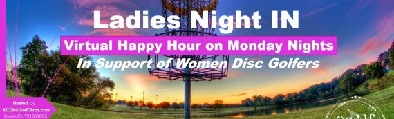 Ladies Night IN Mondays on Zoom