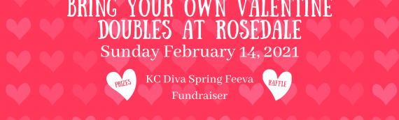 Valentine Doubles Fundraiser